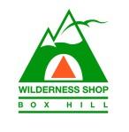 Wilderness Shop logo spot colour LAYERED