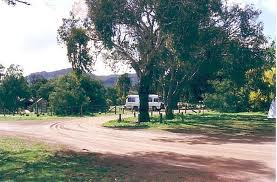 stapylton campground