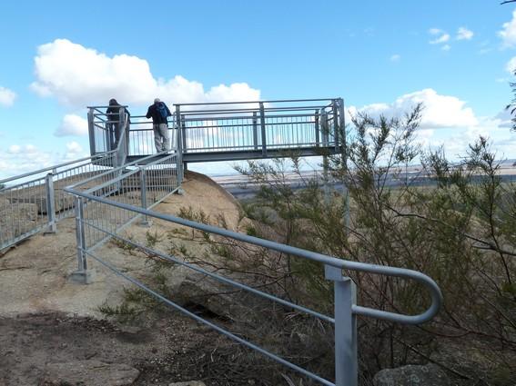 The Lookout platform