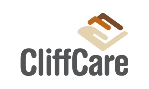 CliffCare logo colour