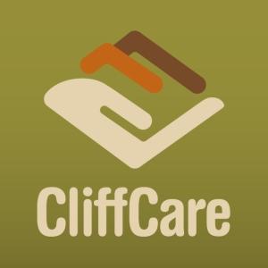 CliffCare logo social media