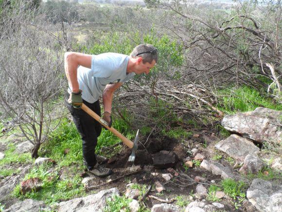 Adam Demmert near D Minor Pinnacle