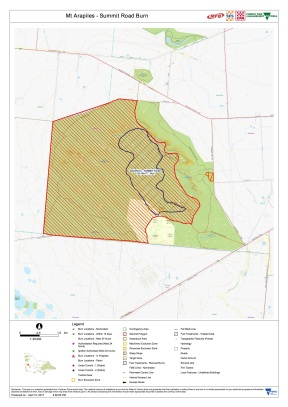 2 Community Map_Plan Burning Autumn 2017_Mt. Arapiles -Tooan State Park