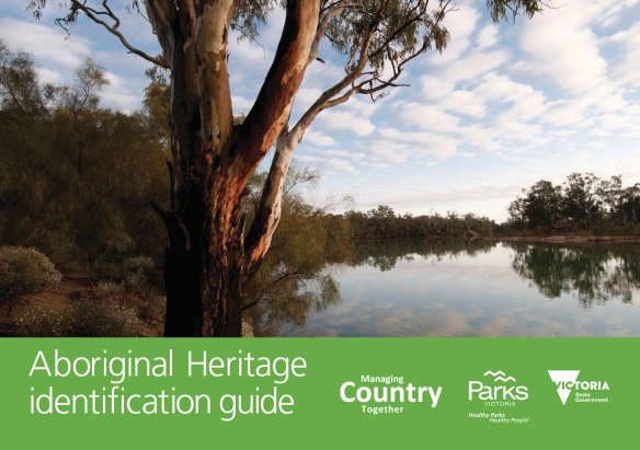 Aboriginal Heritage Identification Guide -1