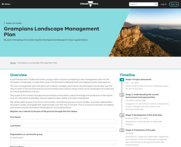 2019-06-25 15_22_07-Grampians Landscape Management Plan __ Engage Victoria